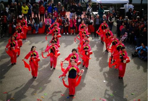 2013春节庆典活动开幕式